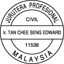 Customize Profession Personal Stamp 1
